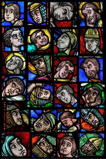 Faces of Duke Chapel