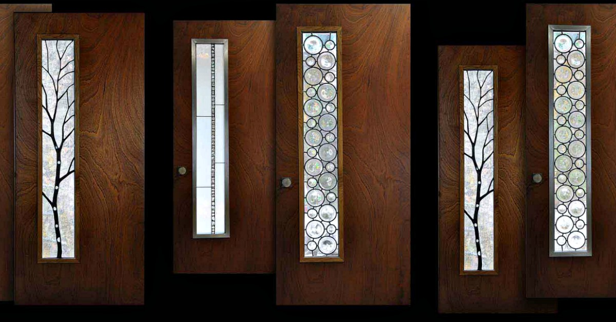 Doors Design: Glass Inserts • Kuhl Doors, Llc