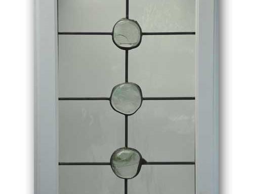 glass cabinet door – introducing new line