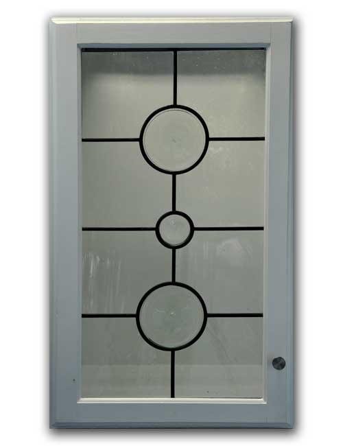 glass cabinet door inserts